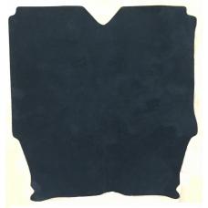 Trunk Carpet Black Velour