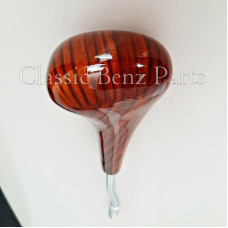 Automatic Gear Shift Knob Zebrano Wood Brand new item
