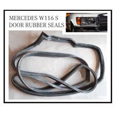 Door Rubber Seals Mercedes W116 S