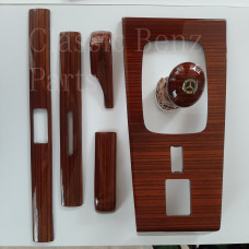 Zebrano Wood 6 Pieces Trim Set Configuration 2B Manuel