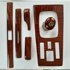 Zebrano Wood 6 Pieces Trim Set Configuration 4B Automatic