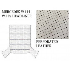 Roof Ceiling Sky Headliner Cream Perforated Leather